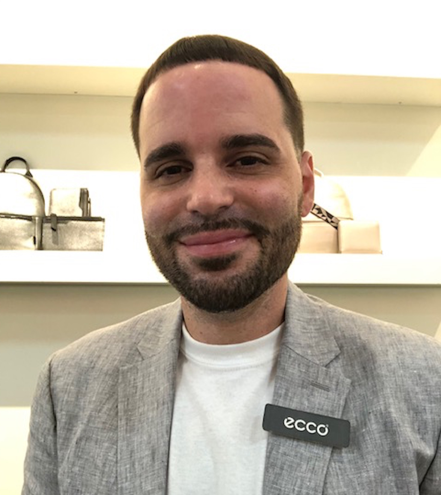 Brian Bellom, Assistant Store Manager Orlando Premium Outlets