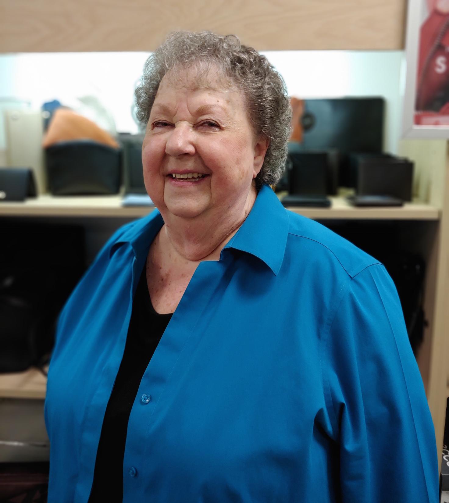Jane Davidson - Retail