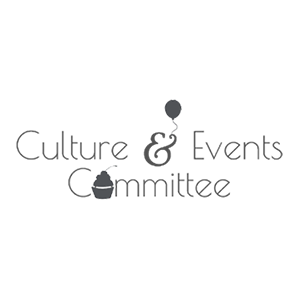 Logo Culture & Events Committee