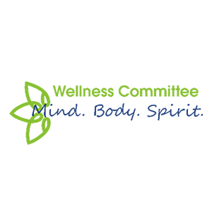 Logo Wellness Committee - Mind, Body, Spirit